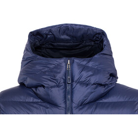 Patagonia W's Down Sweater Hoody Classic Navy